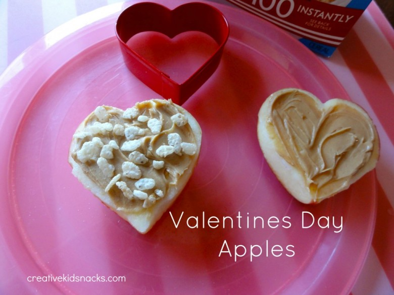 Valentines Day Apples