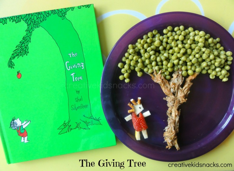Giving Tree Lunch  (6 Cute Valentines Day Snacks for the kids. Can't tell whether the oatmeal one or the apple one is my favorite!)