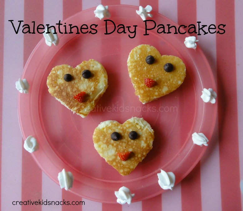 6 Cute Valentines Day Snacks for the kids. (Snack #3)  Can't tell whether the oatmeal one or the apple one is my favorite!