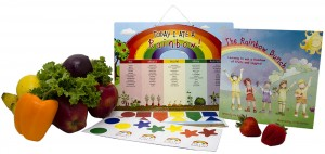 Get your kids ASKING to eat their fruits and veggies.  Today I Ate a Rainbow Kit Giveaway ends Monday, January 27, 2014.  Find out how this works, and win one for yourself!