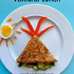 Volcano Lunch title